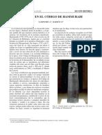 Los Ojos en El Codigo de Hammurabi