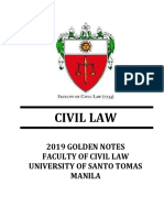 2019-Golden Notes-Civil Law.pdf