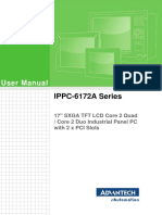 15_IPPC-6172A-R1 Touch PC manaul