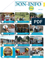 Le journal PDF de l'association Verdon-info