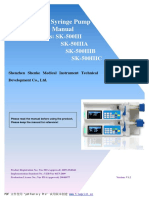 SK-500III Multi Channel Syringe Pump Instruction Manual[1]