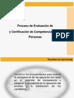 3 Proceso de Evaluación
