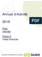 Rapport Annuel Financier VERNEA 2016
