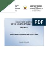 Point de presse du MINSANTE du 18 05 2020_FINAL_ENGLISH.pdf