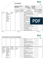 Risk assessment for  Water Heaters installation.docx
