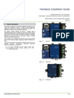 ECB-VAV Install    05DI-HIBVAVT-17