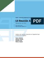 Teoría de la cartera en Argentina_AAEP