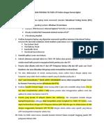 Informasi Umum TOEFL ITP Online
