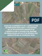 ANALYSE COMPARATIVE DE L'AGRICULTURE DE PRÉCISION INCLUANT L'UTILISATION DE LA TECHNOLOGIE DRONE ET DE L'AGRICULTURE CLASSIQUE EN MATIÈRE DE PRODUCTION DE RIZ ET DE REVENU.pdf