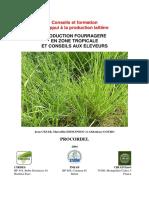 PRODUCTION FOURRAGERE EN ZONE TROPICALE ET CONSEILS AUX ELEVEURS laitiers.pdf