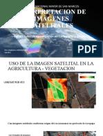 INTERPRETACION DE IMÁGENES SATELITALES