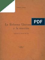 LA_REFORMA_UNIVERSITARIA_Y_LA_REACCION