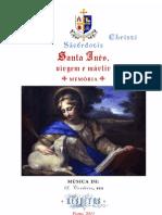 Vésperas de Santa Inês