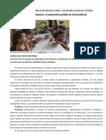 Migraciones entre países de Centroamèrica y Estados Unidos