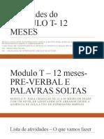 MANUAL DE TESTES AUTISMO