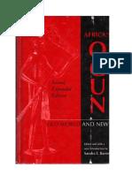Sandra T Barnes (Ed.) - Africa's Ogun