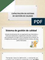 SISTEMA DE GESTION DE CALIDAD 1