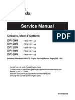 Cat DP160 DP160N Forklift Service Manual free download.pdf