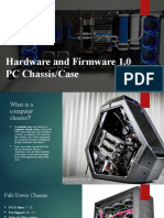 Hardware and Firmware 1.1