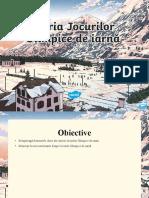 Istoria Jocurilor Olimpice de iarna - PowerPoint.ppt
