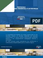 Protocolo para el retorno presencial a las escuelas.pdf