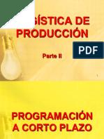 1. LOGISTICA DE PRODUCCION II f