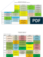 HORARIO CLASES AMBIENTAL 2020 - I