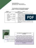 Guía interdisciplinaria N° 4