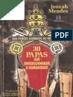 Jeovah Mendes - 30 Papas Que Envergonharam a Humanidade_4