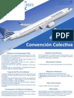 Resumen - Convención Colectiva - 2017-2021