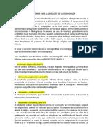 PAUTAS MONOGRAFÍA PROYECTO DE GRADO