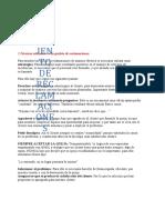 Tratamiento de objeciones (ABO)