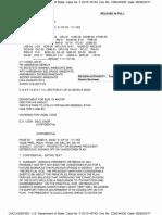 1993. 01.11 - Geneva 0222. Prospects for Bosnian president Izetbegovic singing off Vance-Owen plan