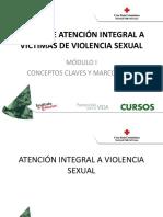 Normatividad sobre violencia y abuso sexual