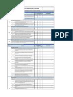 LISTA DE VERIFICACION ISO 45001