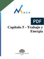 Manual de Física 5.2 (Trabajo y Energía)