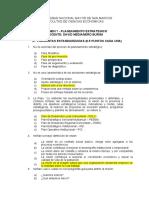 PLANEAMIENTO - EXAMEN 1 (PREGUNTAS)