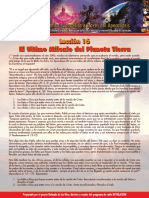 Lección 16 El Último Milenio del Plantea Tierra