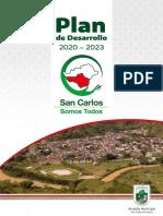Plan Desarrollo San Carlos Somos Todos
