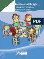 alimentacion del niño de 1 a 3 años.pdf
