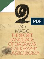 The Secret Lenguage of Tao Calligraphy.pdf