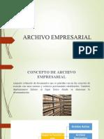 ARCHIVO EMPRESARIAL.ppt