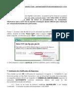 Manual Instalação SAJWEB