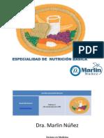 ESPECIALIDAD DE NUTRICIÓN PARA CONQUISTADORES