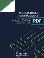 Migraciones venezolanas y la COVID-19