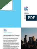 Black Men Teach - Executive Director - Position Profile