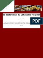 La secte fictive du Calvinisme Marginal - 1