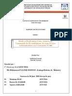 Etude et Realisation d'une Arm - Ayoub MAHMOUD_4769.pdf