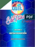 LECCION_2_METACOGNICIÓN