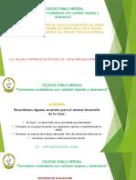 1. DIAPOSITIVAS ONCE CLASE 10 DE FISICA